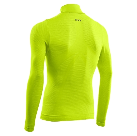Maillot Sixs TS3 Carbon Jaune Fluo 2017 - Maillots Sixs