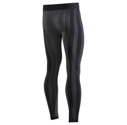 Collant Long Thermorégulant Sixs PNXW Carbon Noir 2017 - Collants/corsaires Sixs