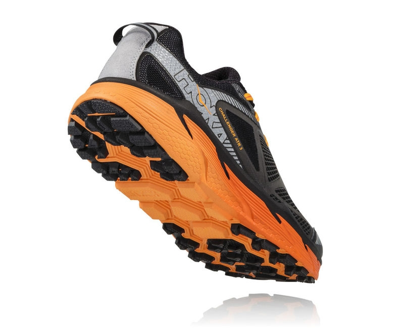 Chaussures Trail/Running Hoka Challenger ATR 3 Noir Orange - Trail/Running Hoka One One