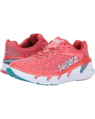 Chaussures Running Vanquish 3 Grenadine Corail - Running Hoka One One