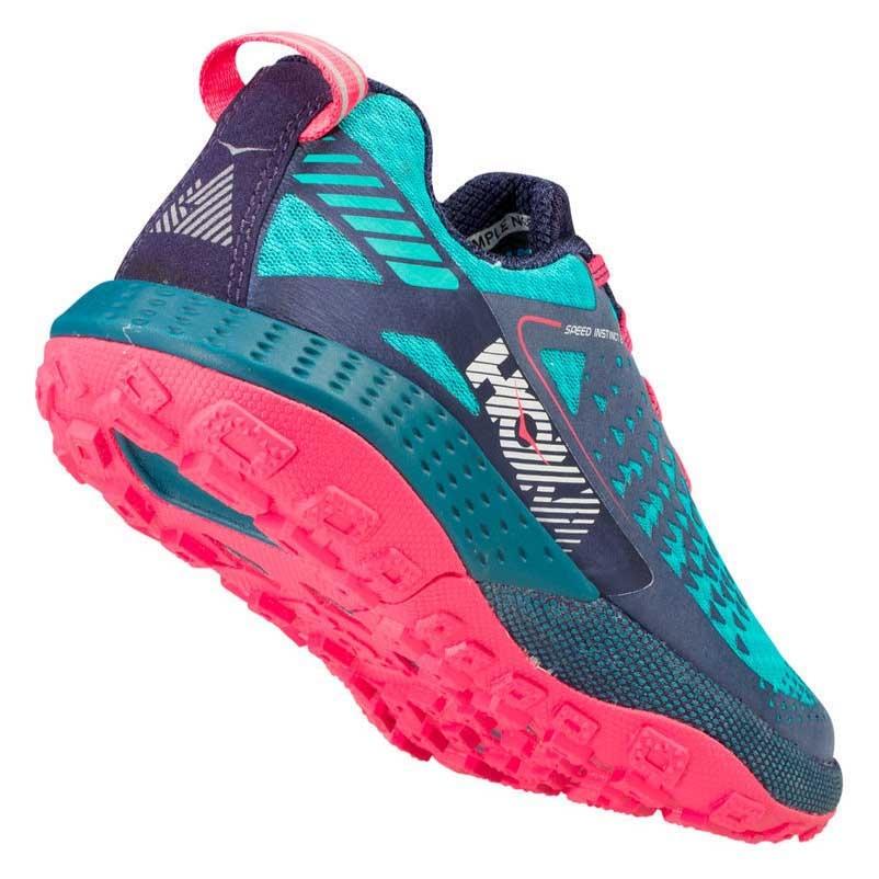 Chaussures Trail Hoka Speed Instinct 2 Peacoat Céramic - Trail Hoka One One
