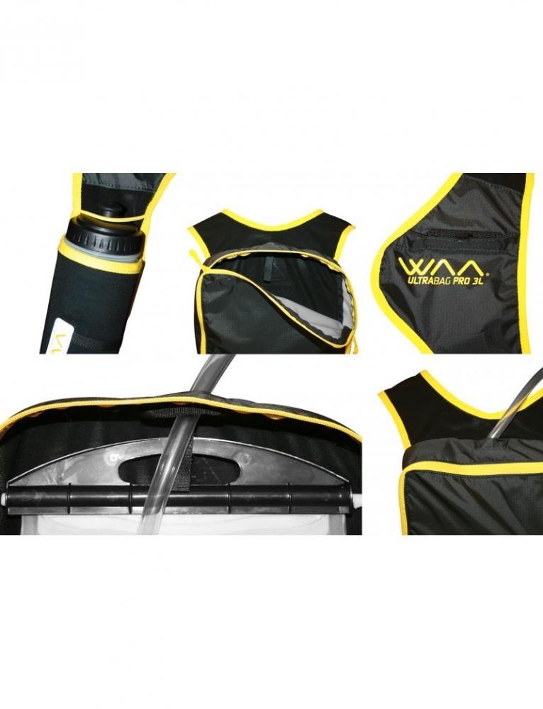 Sac A Dos Waa Ultrabag Pro 3 Litres - Sac à dos Waa